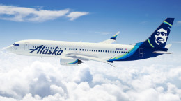Alaska Airlines' new livery