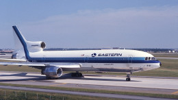The aircraft involved in the crash of Eastern Flight 401, only a few weeks before it went down.