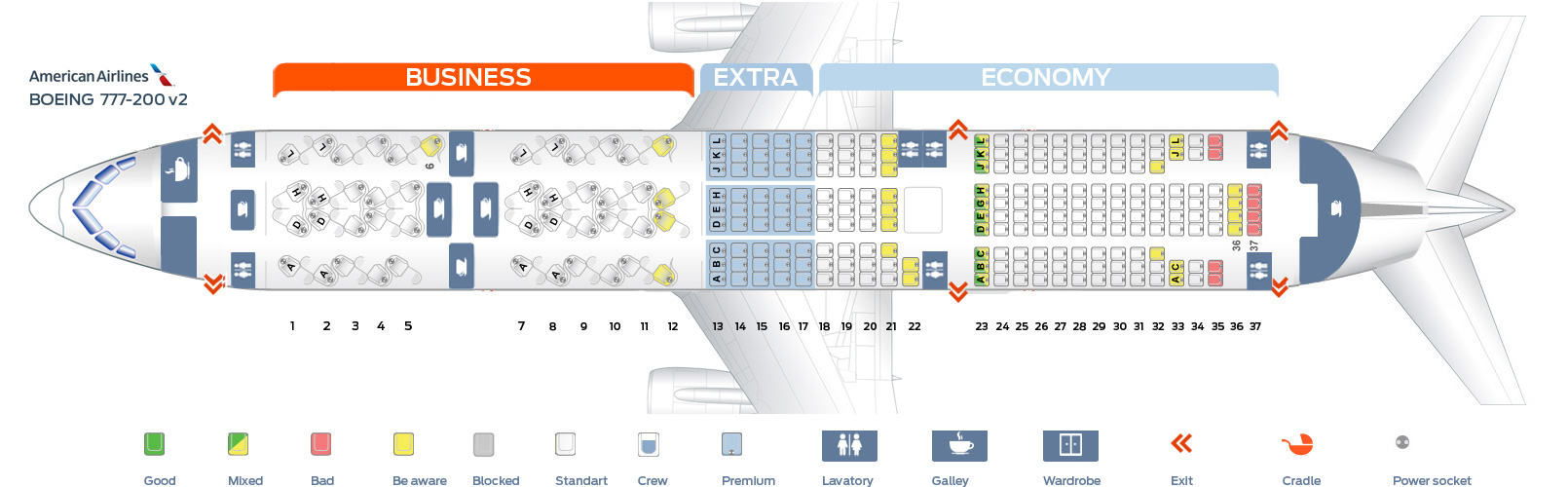 100 United 787 Seat Map Airlines Boeing 747