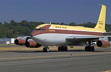 Original Boeing 367-80
