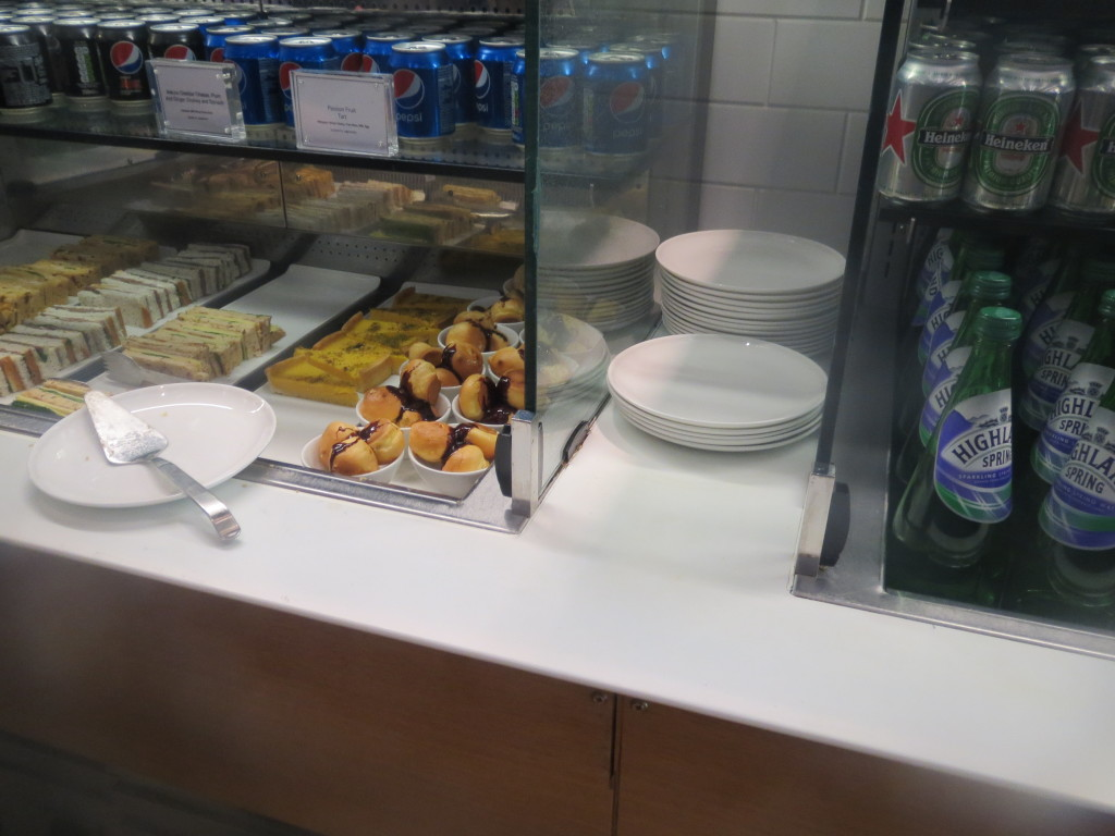 british_airways_ba_first_class_galleries_lounge_london_heathrow_lhr_terminal_5_t5_review_trip_report_food_buffet_food_spread