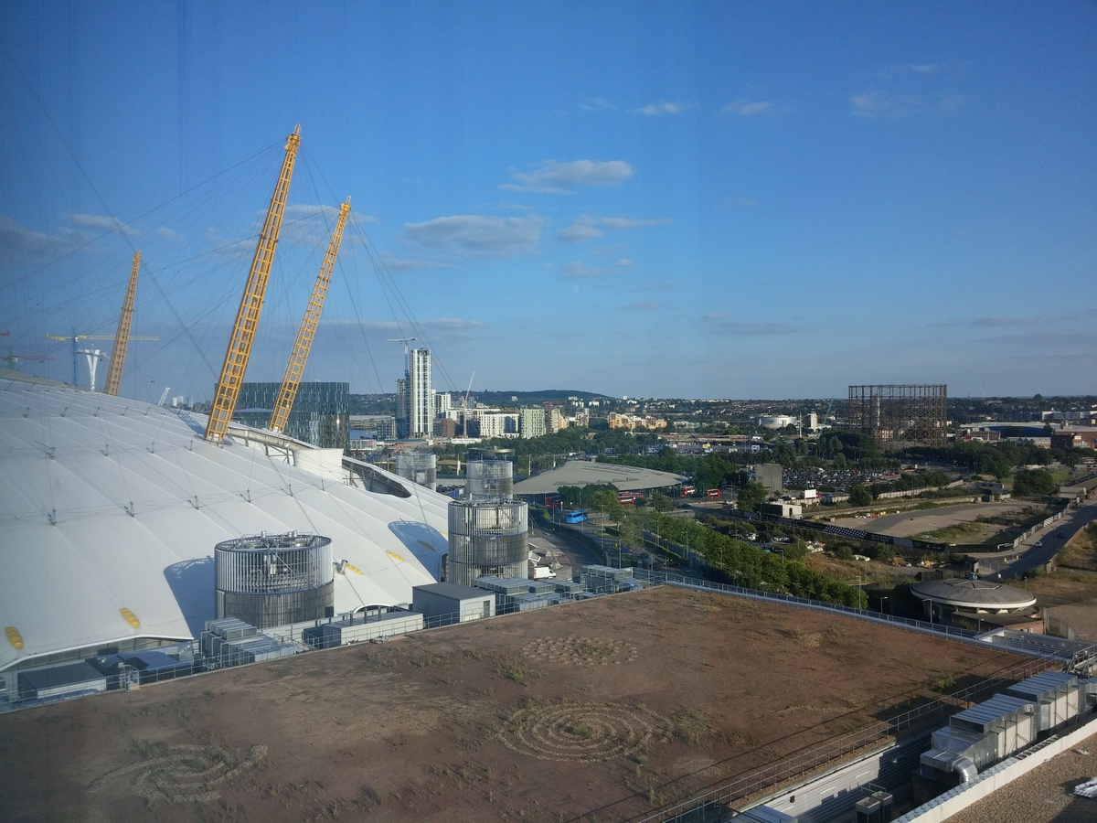 Trip report intercontinental london the o2 i have a for Hotels 02 arena london